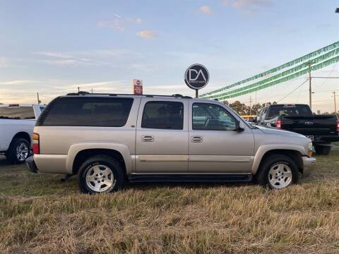 2004 Chevrolet Suburban for sale at Direct Auto in D'Iberville MS