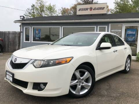 2009 Acura TSX for sale at Star Cars LLC in Glen Burnie MD
