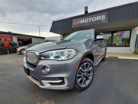 2016 BMW X5 for sale at LA Motors LLC in Denver CO