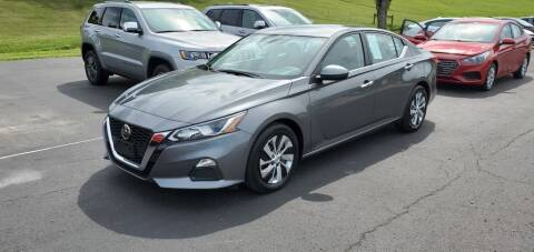 2019 Nissan Altima for sale at Gallia Auto Sales in Bidwell OH