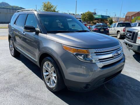 2011 Ford Explorer for sale at All American Autos in Kingsport TN