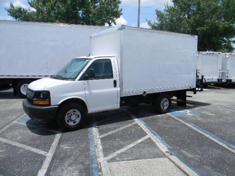 2015 Chevrolet Express Cutaway for sale at Longwood Truck Center Inc in Sanford FL