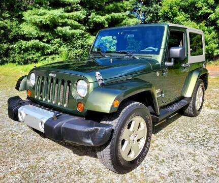 2008 Jeep Wrangler for sale at MEE Enterprises Inc in Milford MA