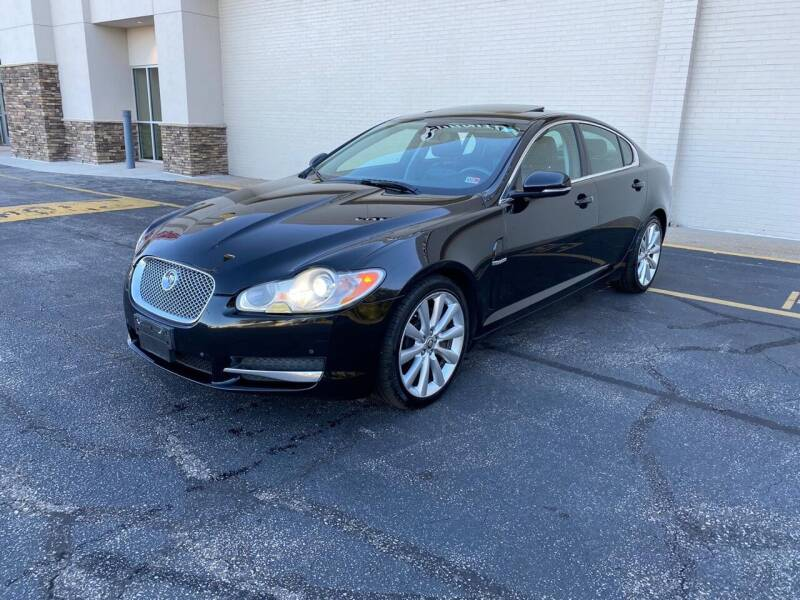 2011 Jaguar XF for sale at Carland Auto Sales INC. in Portsmouth VA