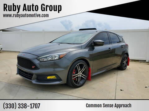 2016 Ford Focus for sale at Ruby Auto Group in Hudson OH