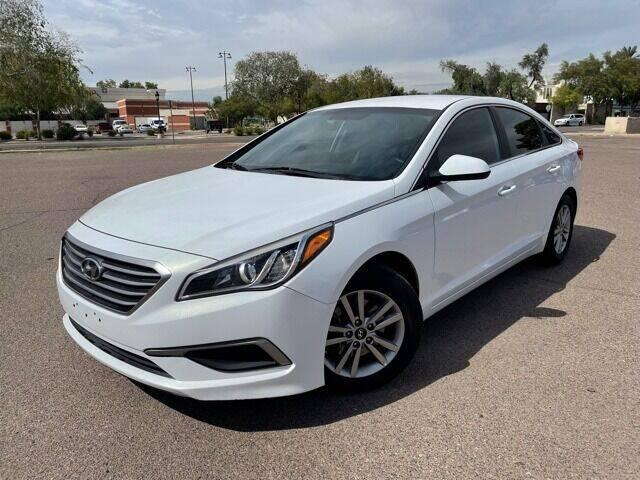 2017 Hyundai Sonata for sale at DR Auto Sales in Glendale AZ