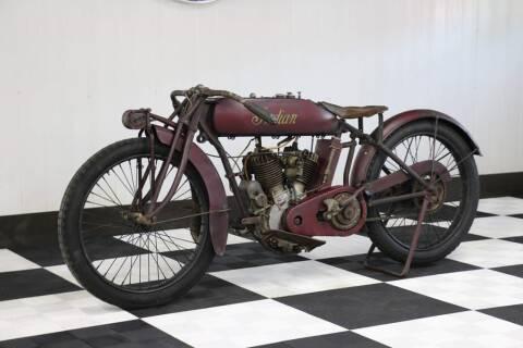1923 Indian Big Valve Racer