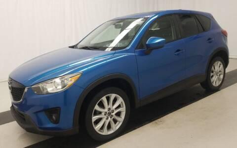 2013 Mazda CX-5 for sale at ZIPMOTOR.COM in Arlington VA