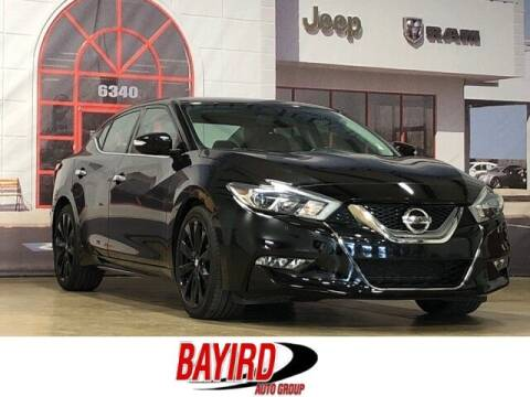 2017 Nissan Maxima for sale at Bayird Truck Center in Paragould AR