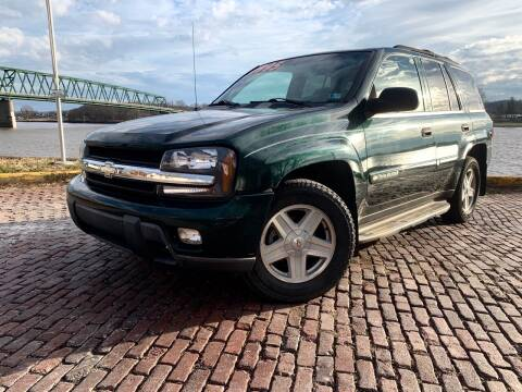 2003 Chevrolet TrailBlazer for sale at PUTNAM AUTO SALES INC in Marietta OH