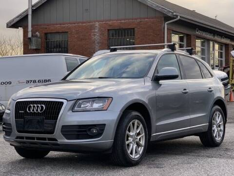 2010 Audi Q5 for sale at CT Auto Center Sales in Milford CT