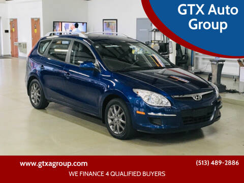 2012 Hyundai Elantra Touring for sale at GTX Auto Group in West Chester OH