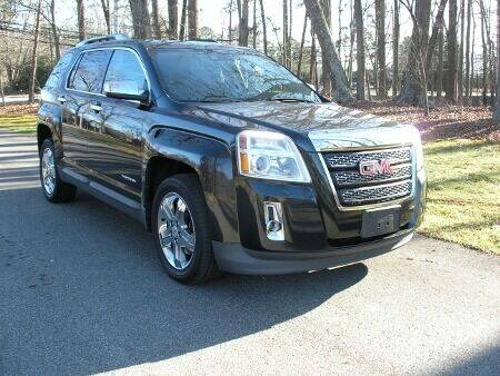2013 GMC Terrain for sale at RICH AUTOMOTIVE Inc in High Point NC