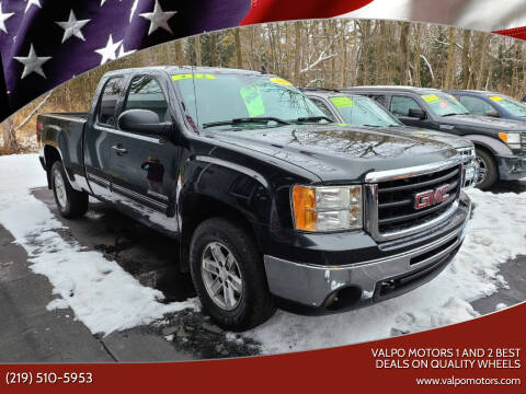 2010 GMC Sierra 1500 for sale at Valpo Motors 1 and 2  Best Deals On Quality Wheels in Valparaiso IN