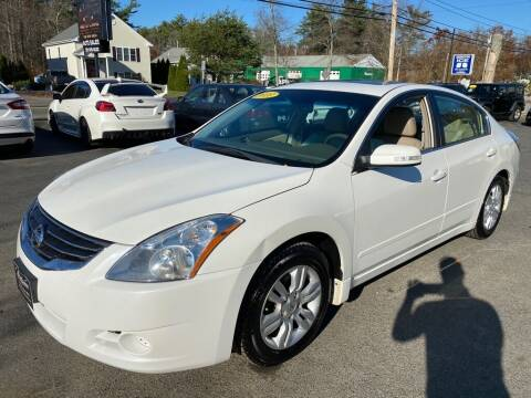 2010 Nissan Altima for sale at Platinum Auto in Abington MA