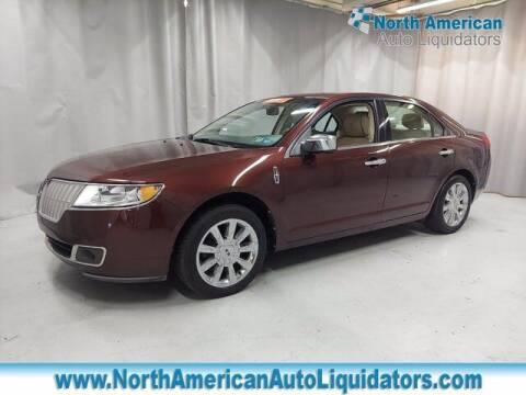 2012 Lincoln MKZ for sale at North American Auto Liquidators in Essington PA