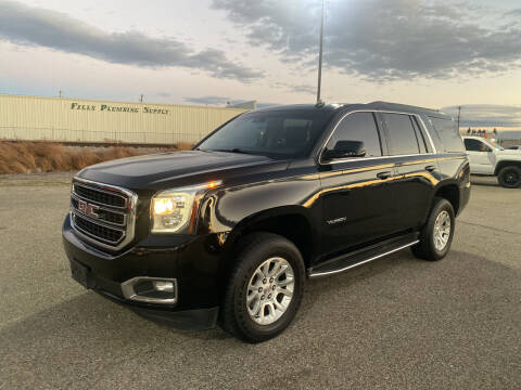 2015 GMC Yukon for sale at Top Line Auto Sales in Idaho Falls ID
