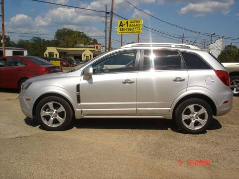 2015 Chevrolet Captiva Sport for sale at A-1 Auto Sales in Conroe TX