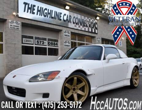 2002 Honda S2000 for sale at The Highline Car Connection in Waterbury CT