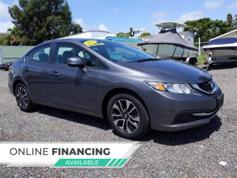 2013 Honda Civic for sale at Car Spot Of Central Florida in Melbourne FL