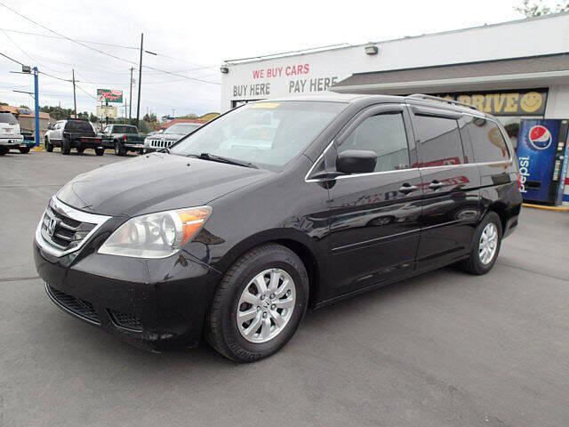 2010 Honda Odyssey for sale at Tommy's 9th Street Auto Sales in Walla Walla WA