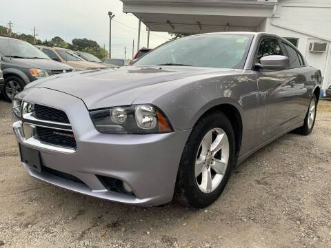 2014 Dodge Charger for sale at ATLANTA AUTO WAY in Duluth GA