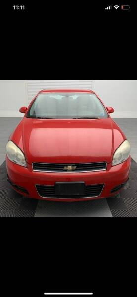 2010 Chevrolet Impala for sale at Right Choice Automotive in Rochester NY