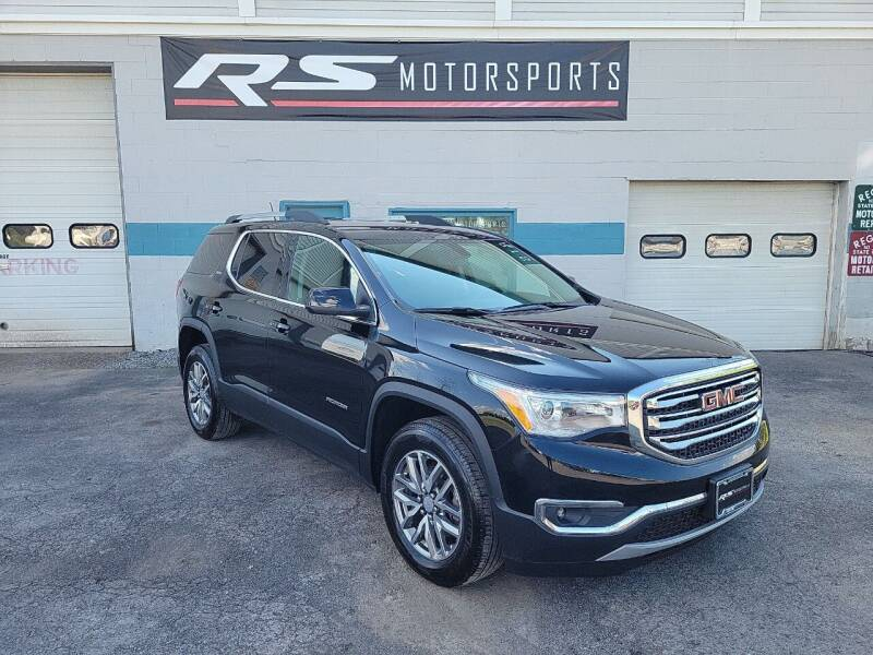 2018 GMC Acadia for sale at RS Motorsports, Inc. in Canandaigua NY