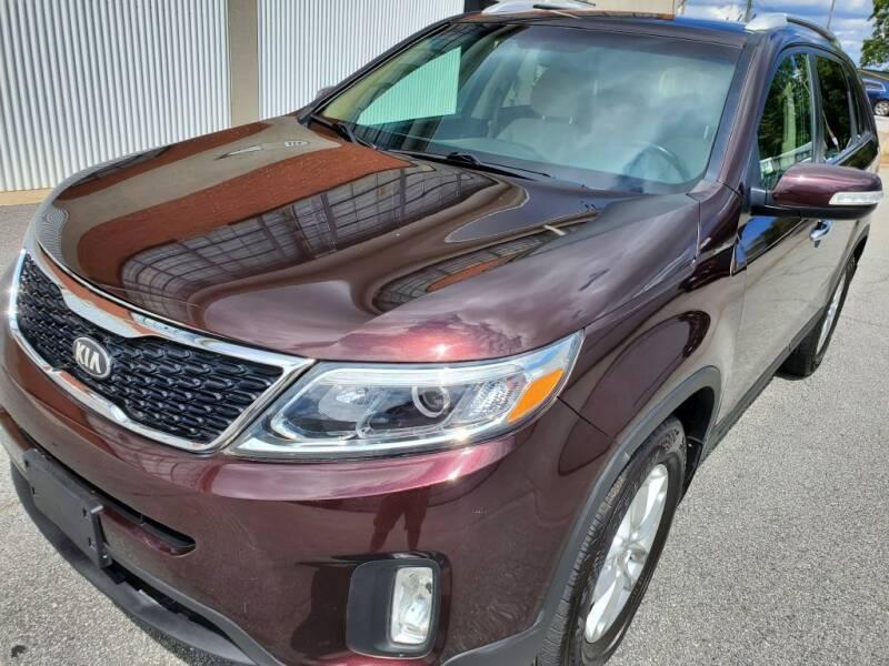 2014 Kia Sorento for sale at Atlanta's Best Auto Brokers in Marietta GA