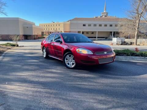 2014 Chevrolet Impala Limited for sale at CORTEZ AUTO SALES INC in Marietta GA
