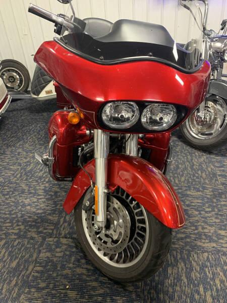 2013 HarleyDavidson FLTRURoadGlideUltra for sale at SEMPER FI CYCLE in Tremont IL
