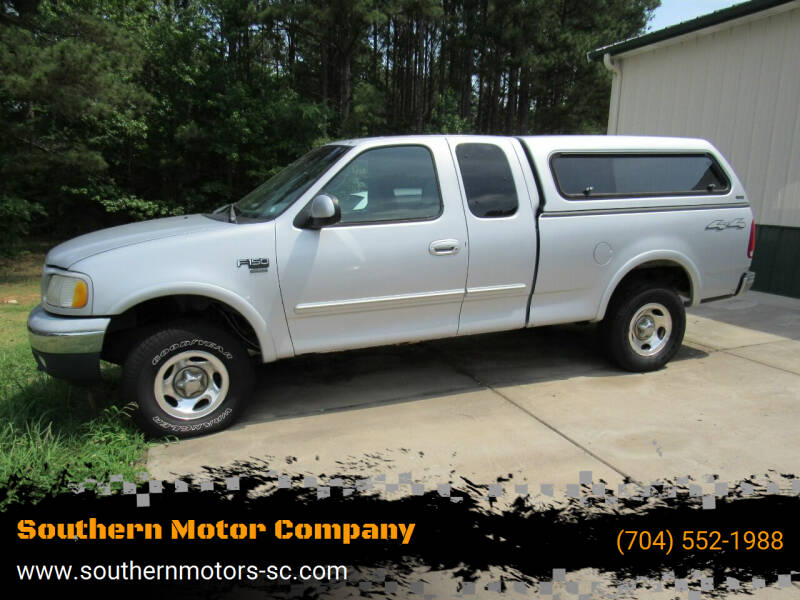 2000 Ford F-150 for sale at Southern Motor Company in Lancaster SC