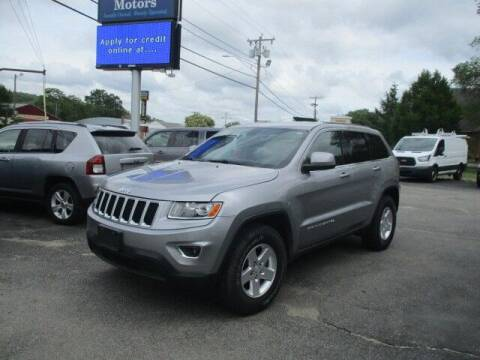 2015 Jeep Grand Cherokee for sale at Mill Street Motors in Worcester MA
