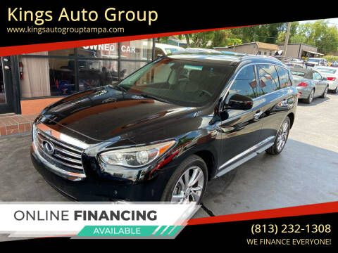 2015 Infiniti QX60 for sale at Kings Auto Group in Tampa FL