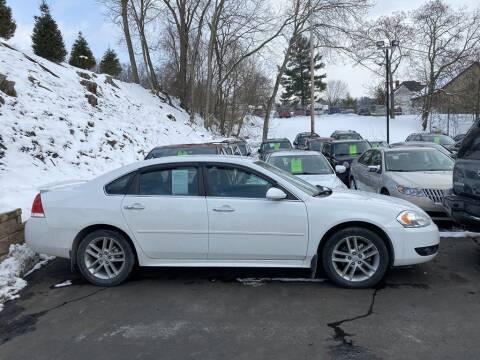 2013 Chevrolet Impala for sale at Premiere Auto Sales in Washington PA