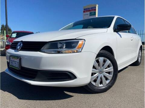 2014 Volkswagen Jetta for sale at MADERA CAR CONNECTION in Madera CA