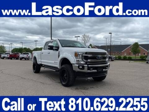 2021 Ford F-250 Super Duty for sale at Lasco of Grand Blanc in Grand Blanc MI