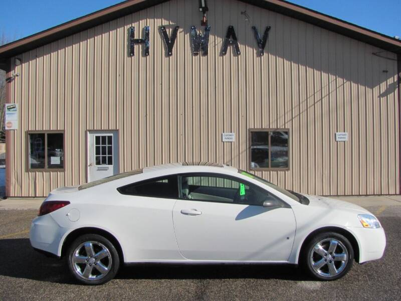 2007 Pontiac G6 for sale at HyWay Auto Sales in Holland MI