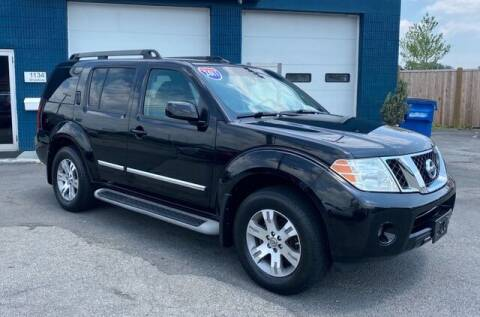 2011 Nissan Pathfinder for sale at Saugus Auto Mall in Saugus MA