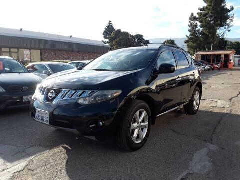 2010 Nissan Murano for sale at Goleta Motors in Goleta CA