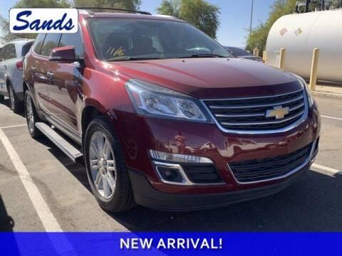 2015 Chevrolet Traverse for sale at Sands Chevrolet in Surprise AZ