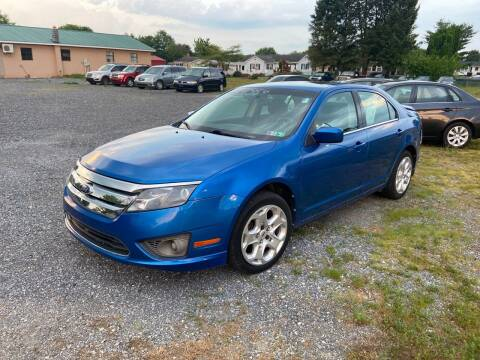 2011 Ford Fusion for sale at US5 Auto Sales in Shippensburg PA