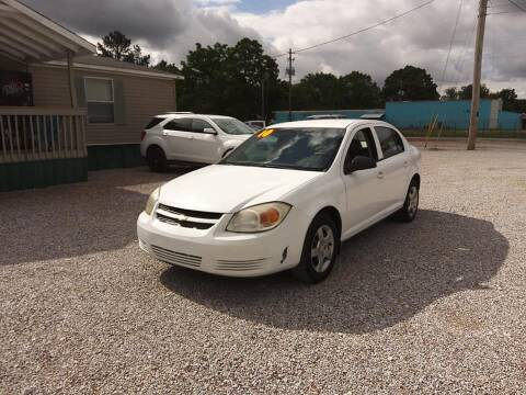 2010 Chevrolet Cobalt for sale at Space & Rocket Auto Sales in Hazel Green AL