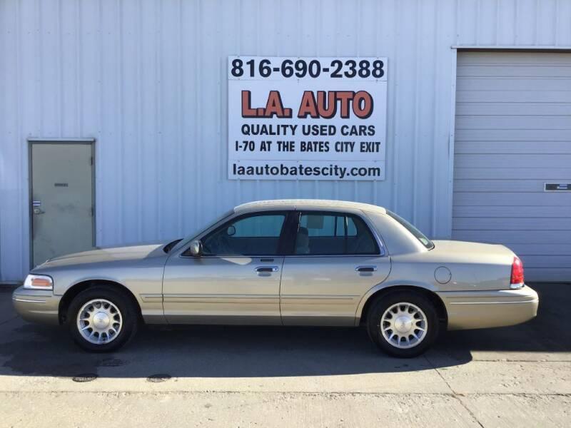 1999 Ford Crown Victoria for sale at LA AUTO in Bates City MO