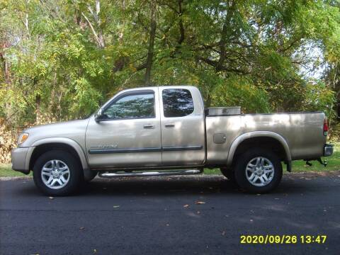 2003 Toyota Tundra for sale at Northport Motors LLC in New London WI