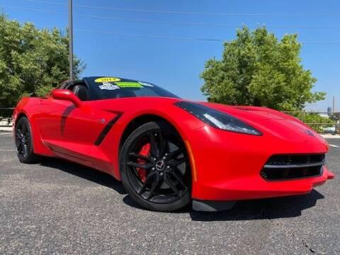 2014 Chevrolet Corvette for sale at UNITED Automotive in Denver CO