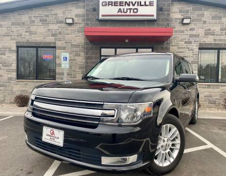 2015 Ford Flex for sale at GREENVILLE AUTO in Greenville WI