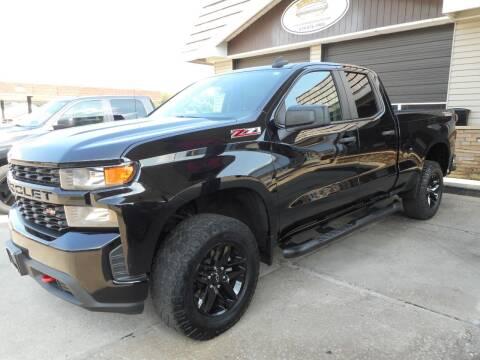 2019 Chevrolet Silverado 1500 for sale at River City Auto Center LLC in Chester IL