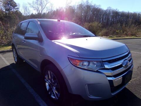 2011 Ford Edge for sale at J & D Auto Sales in Dalton GA