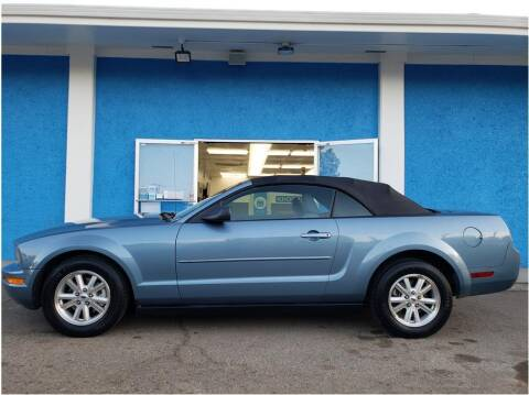 2007 Ford Mustang for sale at Khodas Cars in Gilroy CA